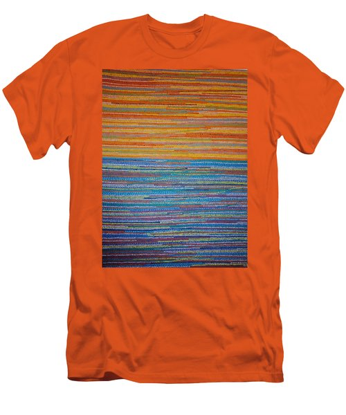 Identity Men's T-Shirt (Slim Fit) by Kyung Hee Hogg