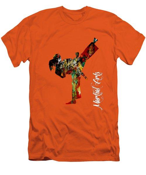 Martial Arts Collection Men's T-Shirt (Athletic Fit)