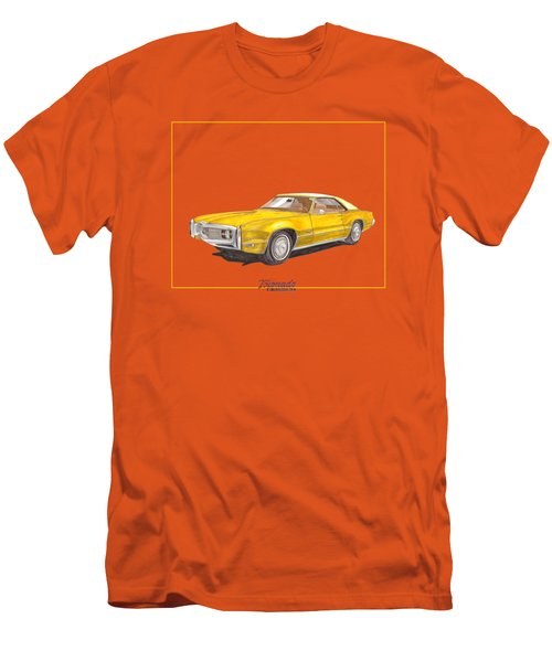 1970 Olds Toronado Terific Tee Shirt Men's T-Shirt (Athletic Fit)
