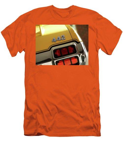 1972 Oldsmobile Cutlass 4-4-2 Men's T-Shirt (Athletic Fit)