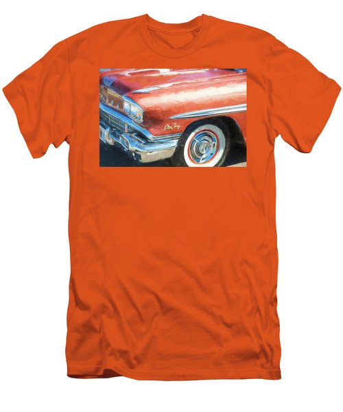 1958 Pontiac Star Chief  Men's T-Shirt (Slim Fit) by Rich Franco