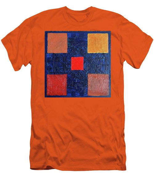 Imposing Order Men's T-Shirt (Athletic Fit)