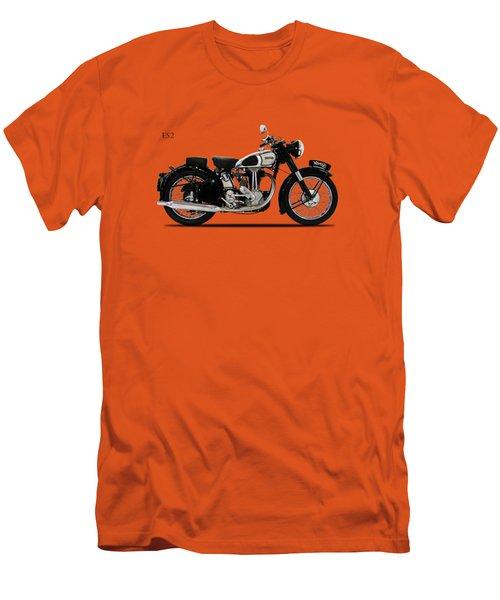 Norton Es2 1947 Men's T-Shirt (Slim Fit) by Mark Rogan
