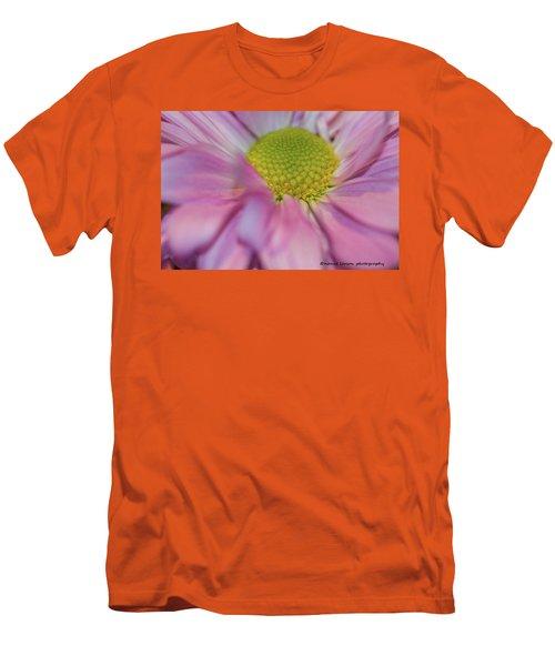Purple Passion Men's T-Shirt (Slim Fit) by Nance Larson
