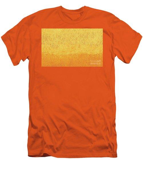 Utah Winter Sun Men's T-Shirt (Athletic Fit)