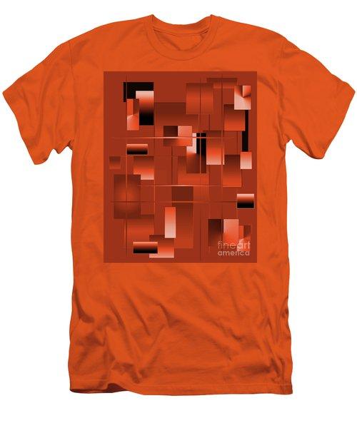 2022-2017 Men's T-Shirt (Slim Fit) by John Krakora