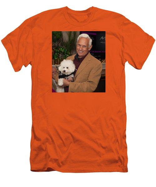 Christmasparty Men's T-Shirt (Slim Fit) by Dennis Eckel