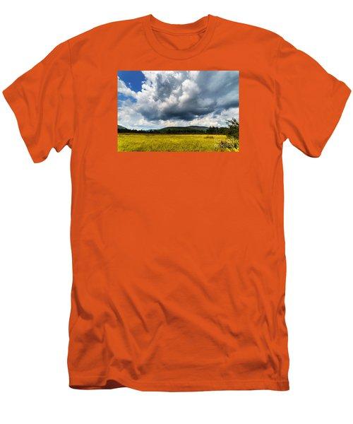 Cranberry Glades Botanical Area Men's T-Shirt (Athletic Fit)