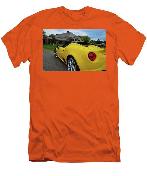 4 C Spider Men's T-Shirt (Athletic Fit)