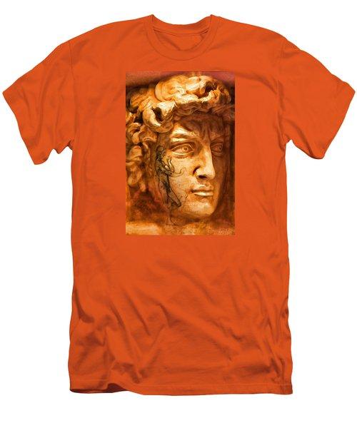 Venice Untitled Men's T-Shirt (Athletic Fit)