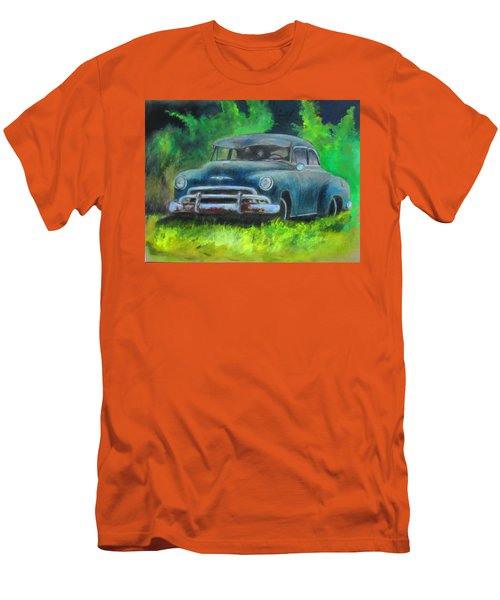50 Chevy Men's T-Shirt (Athletic Fit)