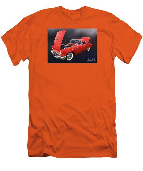 57 Thunderbird Men's T-Shirt (Athletic Fit)