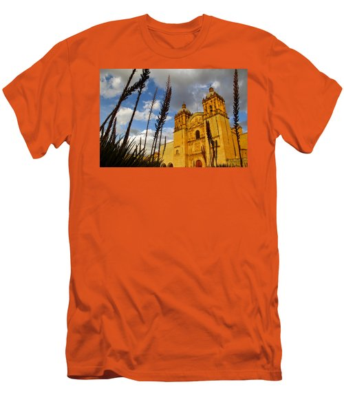 Oaxaca Mexico Men's T-Shirt (Athletic Fit)