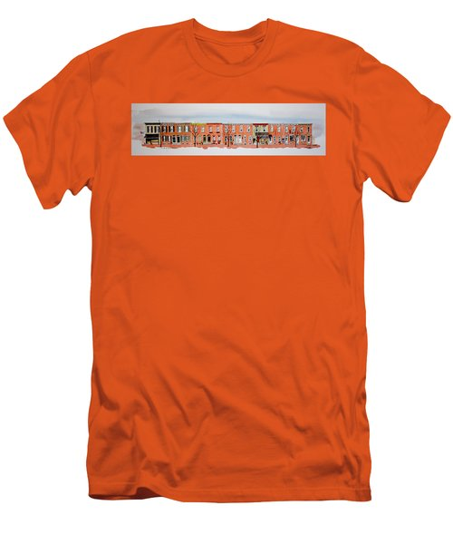 A Bit Of Scott Street  7x30 Men's T-Shirt (Athletic Fit)