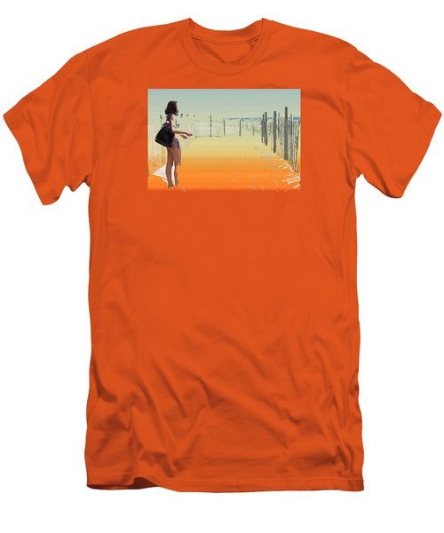 A Day To Enjoy Men's T-Shirt (Athletic Fit)