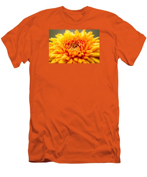 Men's T-Shirt (Slim Fit) featuring the photograph A Little Time To Think Things Over by Wade Brooks