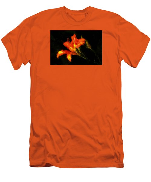 A Painted Lily Men's T-Shirt (Athletic Fit)