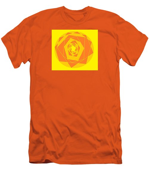 A Rose By Any Other Name 1 Men's T-Shirt (Slim Fit) by Linda Velasquez