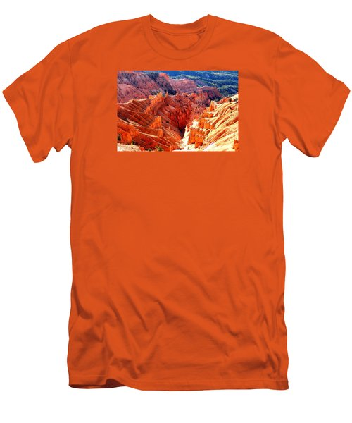 A Slice Of Brice Men's T-Shirt (Athletic Fit)