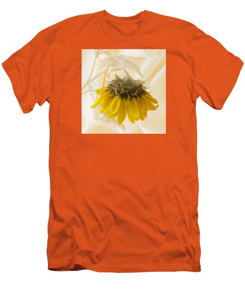 A Suspended Sunflower Men's T-Shirt (Athletic Fit)