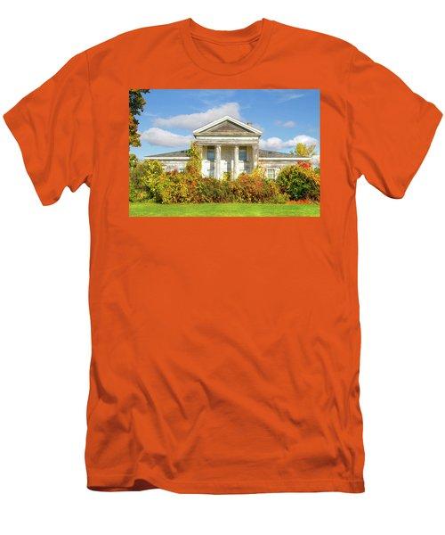 Abandoned Greek Revival Men's T-Shirt (Athletic Fit)