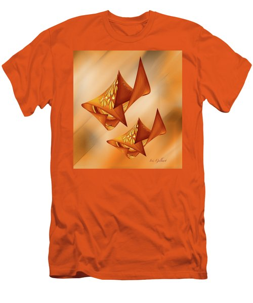 Abstract #57 Men's T-Shirt (Athletic Fit)