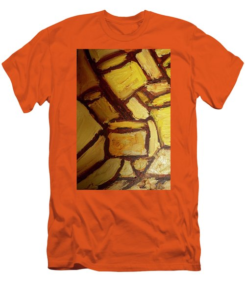 Abstract Lamp #2 Men's T-Shirt (Slim Fit)