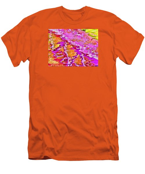 Abstract Reflections Men's T-Shirt (Athletic Fit)