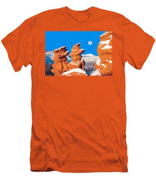 Adroa, The Creator God Of Uganda Men's T-Shirt (Athletic Fit)