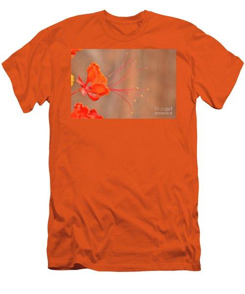Alien Flower Men's T-Shirt (Athletic Fit)