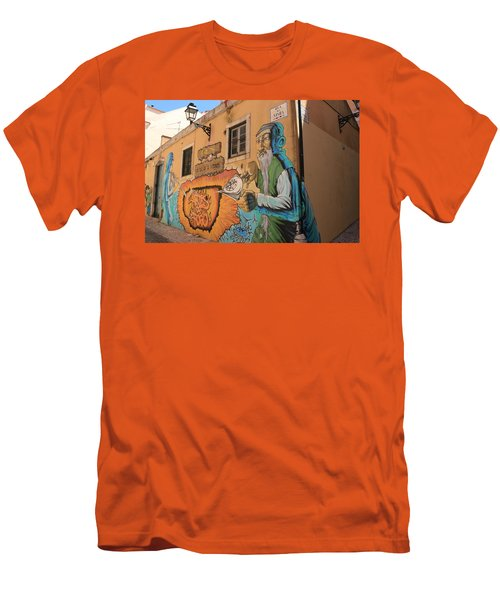 Alley Alchemy Men's T-Shirt (Athletic Fit)