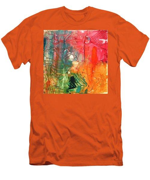 Amazon Men's T-Shirt (Slim Fit) by Phil Strang