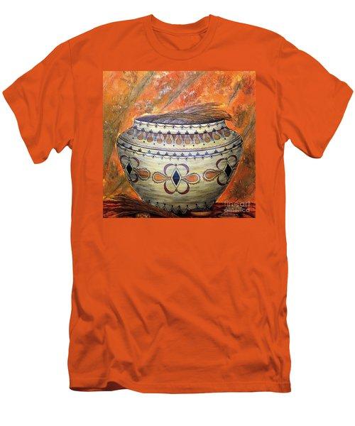 Ancestors Men's T-Shirt (Slim Fit) by Kim Jones