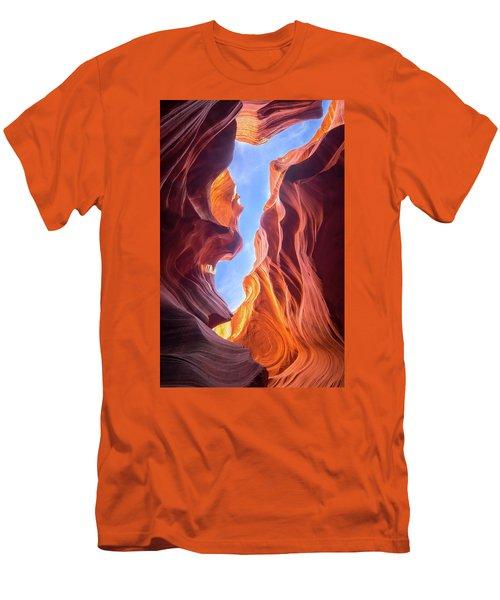 Antelope Canyon Men's T-Shirt (Athletic Fit)