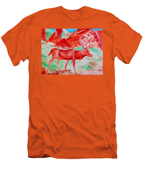 Antelope Save Men's T-Shirt (Athletic Fit)