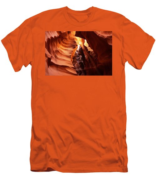 Antilope Canyon Men's T-Shirt (Athletic Fit)