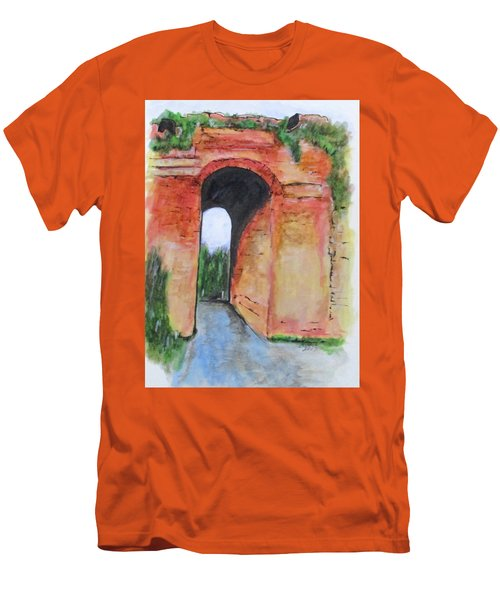 Arco Felice, Revisited Men's T-Shirt (Athletic Fit)