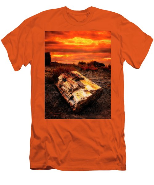 Arizona Sky  ... Men's T-Shirt (Athletic Fit)