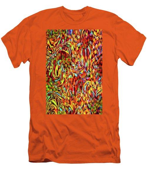 Artistic Flair Men's T-Shirt (Athletic Fit)
