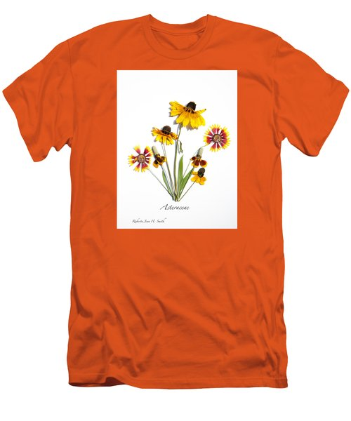 Asteraceae Men's T-Shirt (Athletic Fit)