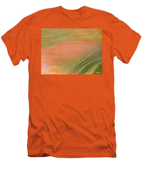 At The Subtle Feeling Level Men's T-Shirt (Athletic Fit)