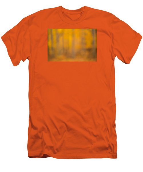 Autumn Forest Men's T-Shirt (Athletic Fit)