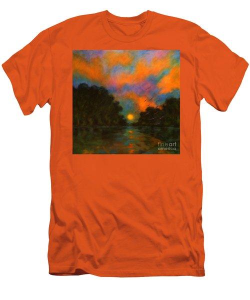 Awaken The Dream Men's T-Shirt (Athletic Fit)