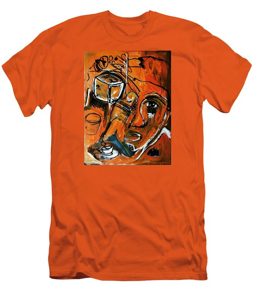 Baggage Men's T-Shirt (Slim Fit) by Helen Syron