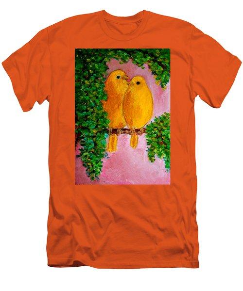 Beautiful Friendship Men's T-Shirt (Athletic Fit)