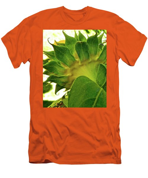 Men's T-Shirt (Slim Fit) featuring the photograph Beauty Beneath by Randy Rosenberger