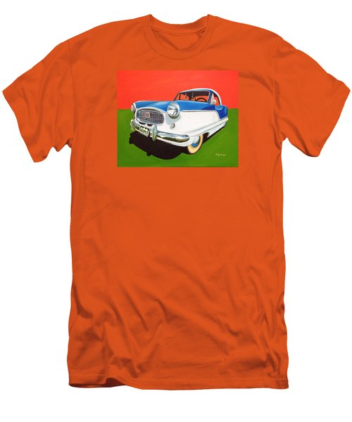 Beep Beep Men's T-Shirt (Athletic Fit)