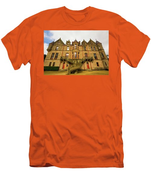 Belfast Castle Men's T-Shirt (Athletic Fit)