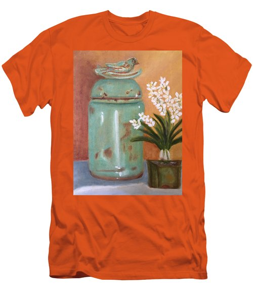 Bell Jar Men's T-Shirt (Slim Fit) by Sharon Schultz