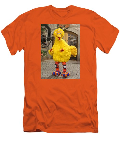 Big Bird Men's T-Shirt (Athletic Fit)